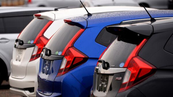 Автомобили марки Honda