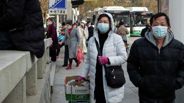 Ситуация в Ухани, Китай