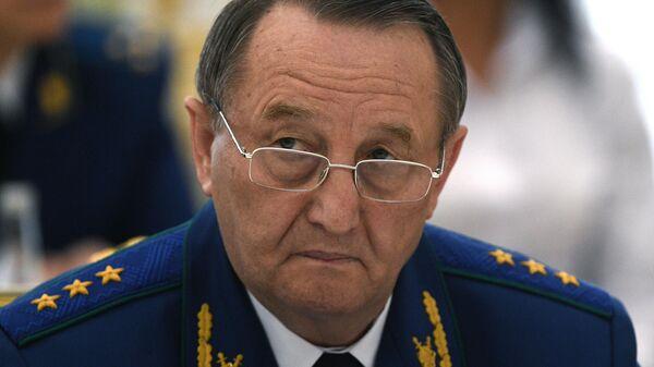 Заместитель генерального прокурора  РФ Виктор Гринь
