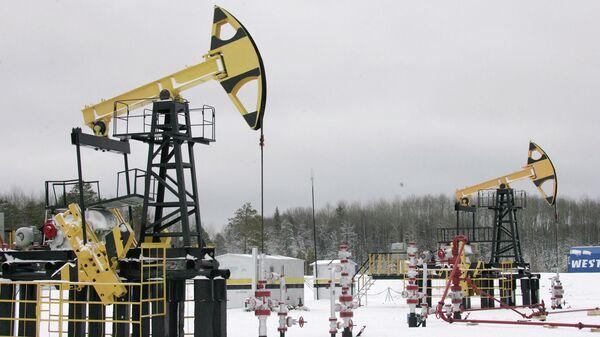 Приобское нефтяное месторождение в Ханты-Мансийском автономном округе