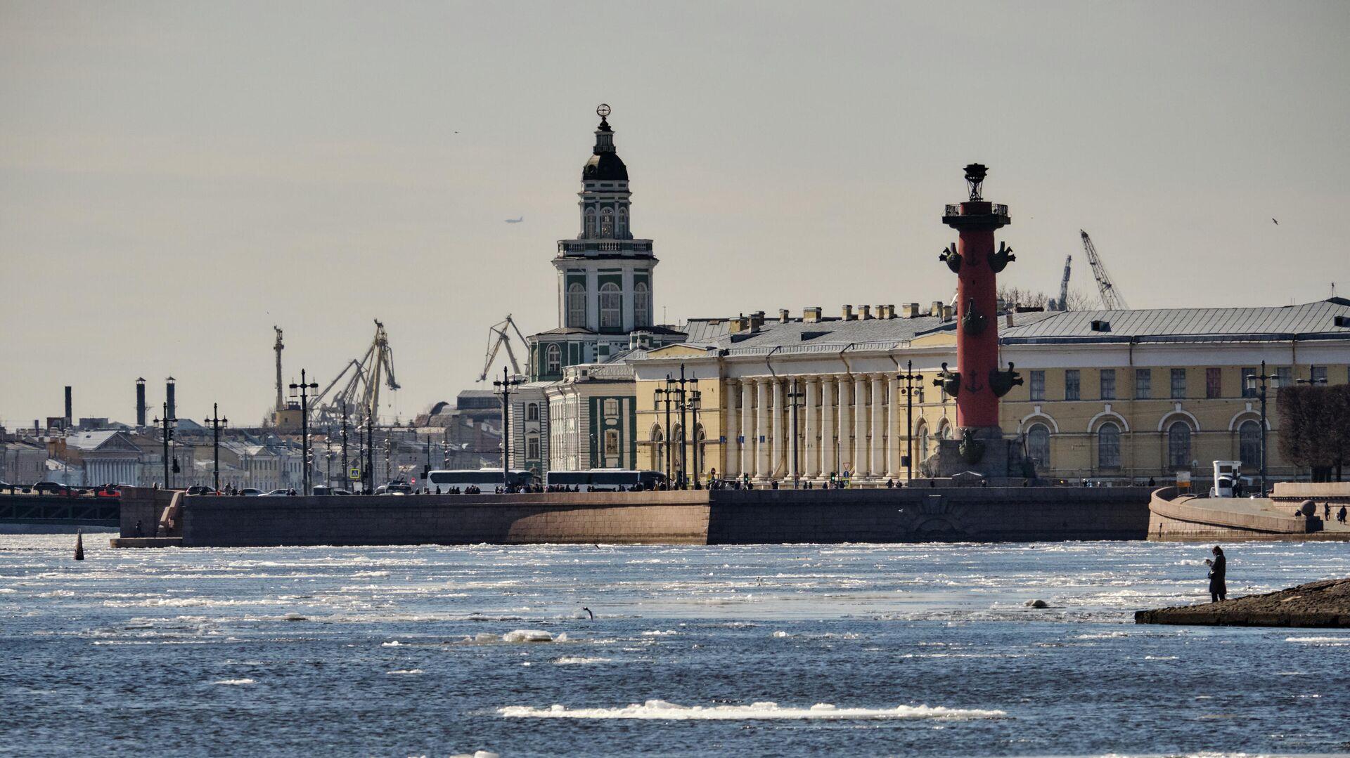 Санкт-Петербург - РИА Новости, 1920, 15.02.2021