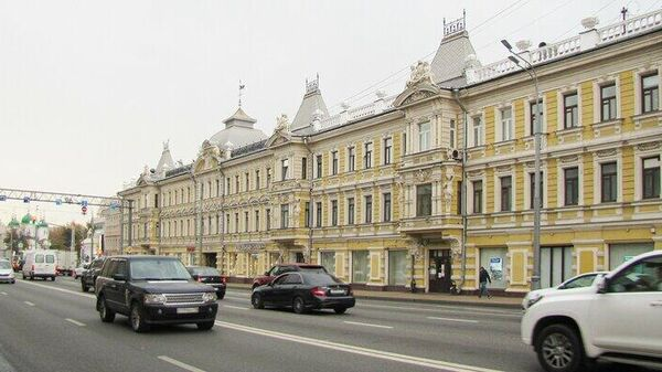 Доходный дом купца Камзолкина в Москве