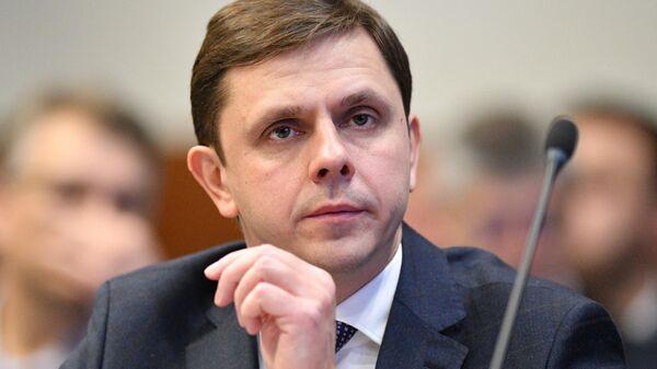 Губернатор Орловской области Андрей Клычков