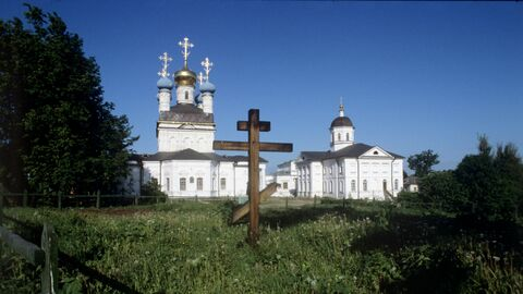 Свято-Введенский ставропигиальный монастырь Оптина пустынь