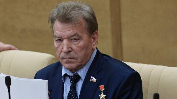 Член комитета ГД по природным ресурсам Николай Антошкин