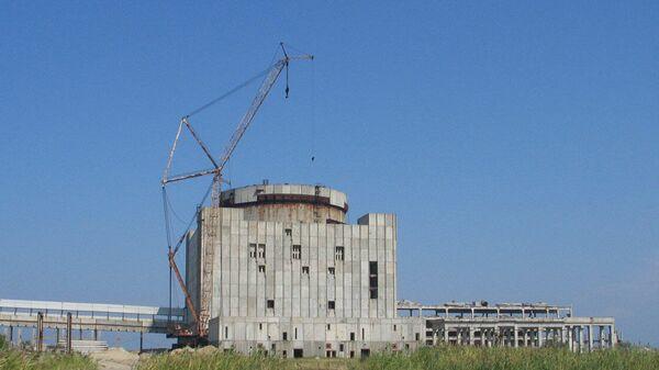 Крымская АЭС. 2008 год