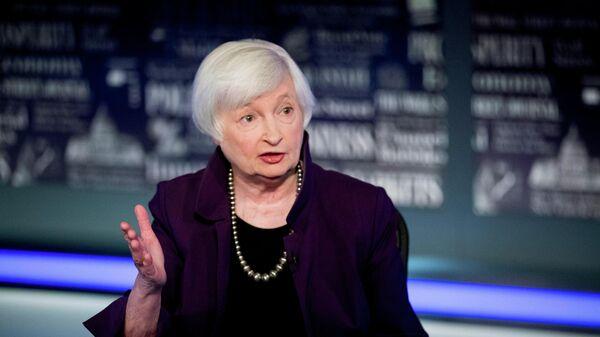 Кандидат на пост министра финансов США Джанет Йеллен