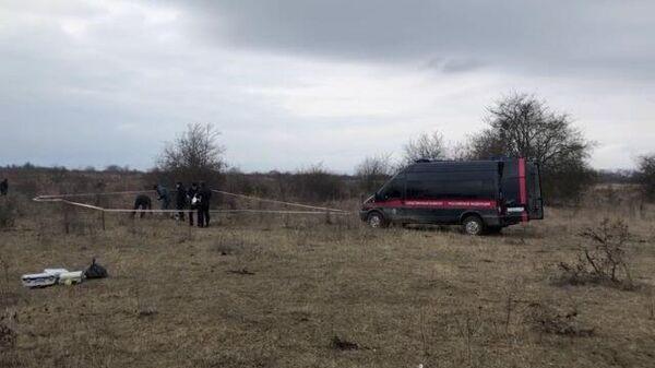 Кадры с места спецоперации в Чечне