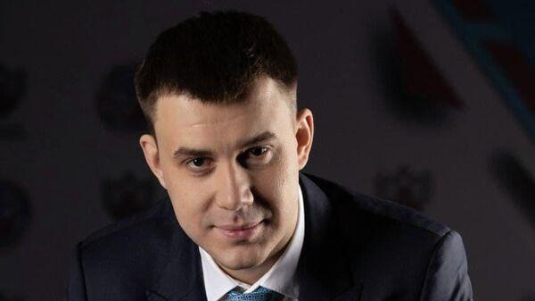 Заместитель генерального секретаря Федерации бокса России Кирилл Щекутьев