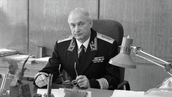 Адмирал Феликс Николаевич Громов