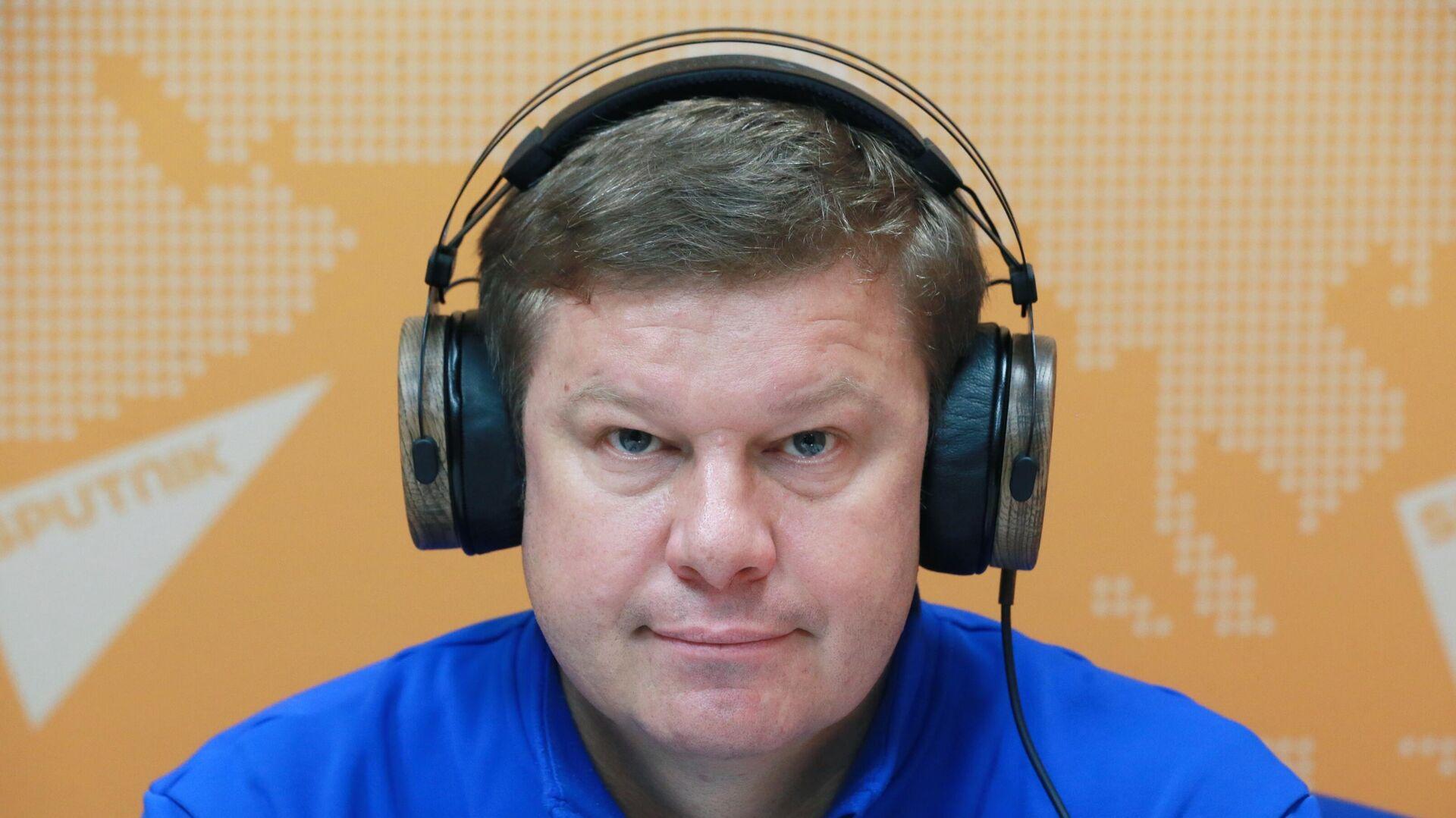 Телеведущий Дмитрий Губерниев - РИА Новости, 1920, 22.06.2021