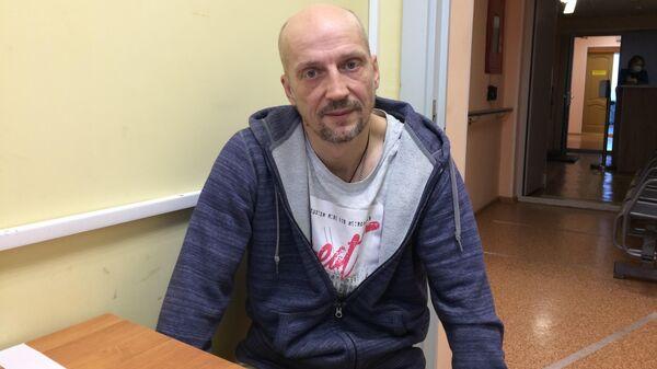 Игорь Пузиков провел за решеткой почти половину своей жизни