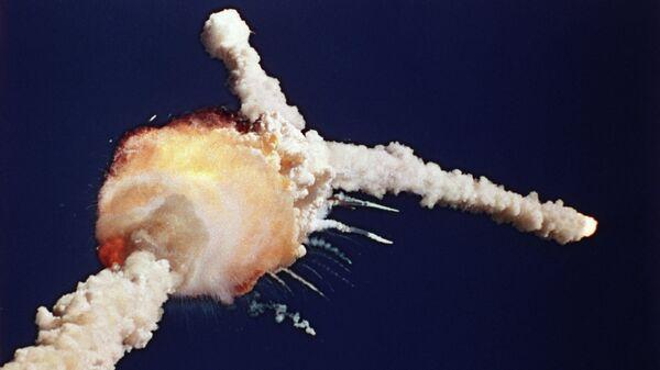 Взрыв шаттла Челленджер. 28 января 1986