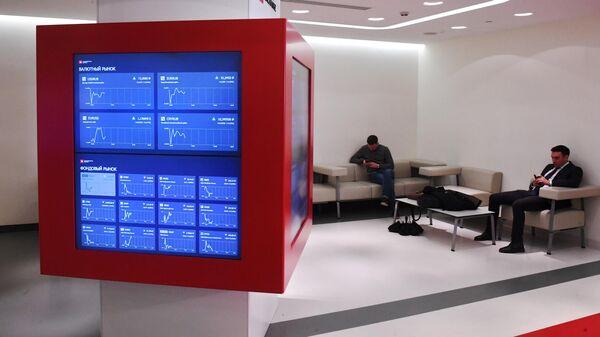 Монитор с интерактивными онлайн графиками