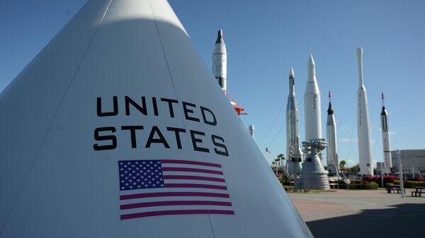 Космический центр им. Д.Ф. Кеннеди во Флориде