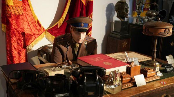 Музей шпионажа КГБ в Нью-Йорке