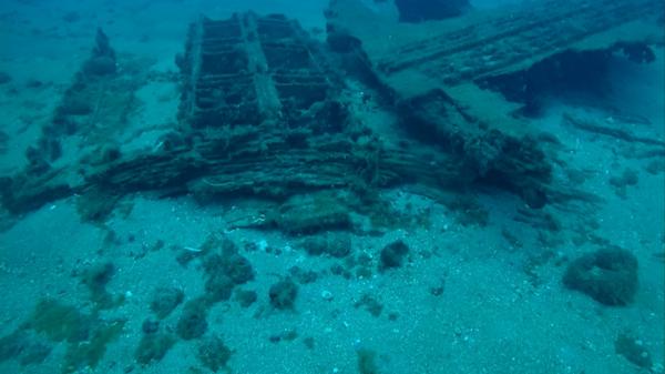 У берегов Сирии нашли руины неизвестного науке древнего порта