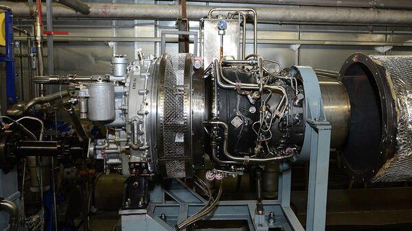 Испытания двигателя ВК-650В
