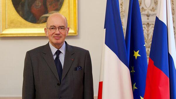 Посол Франции в РФ Пьер Леви