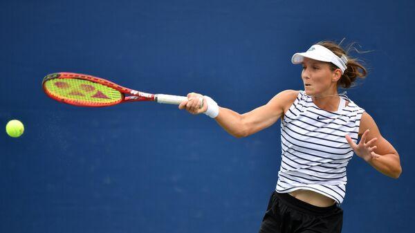 Российская теннисистка Варвара Грачева