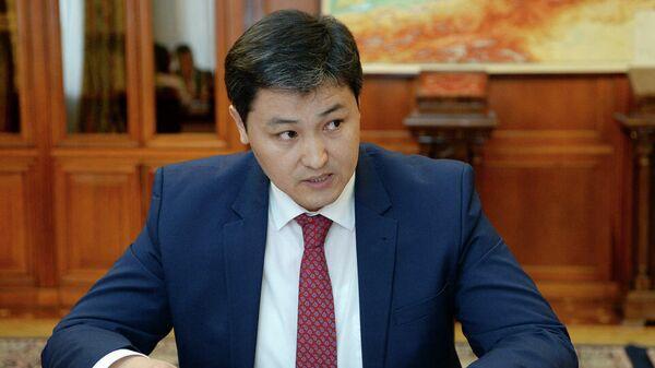 Улукбек Марипов