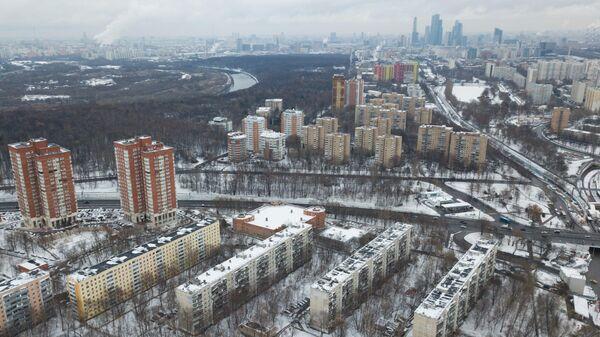 Московский район Кунцево