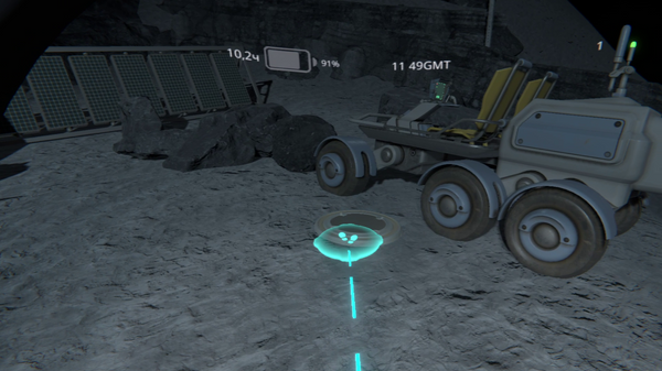 Проект Лунная станция