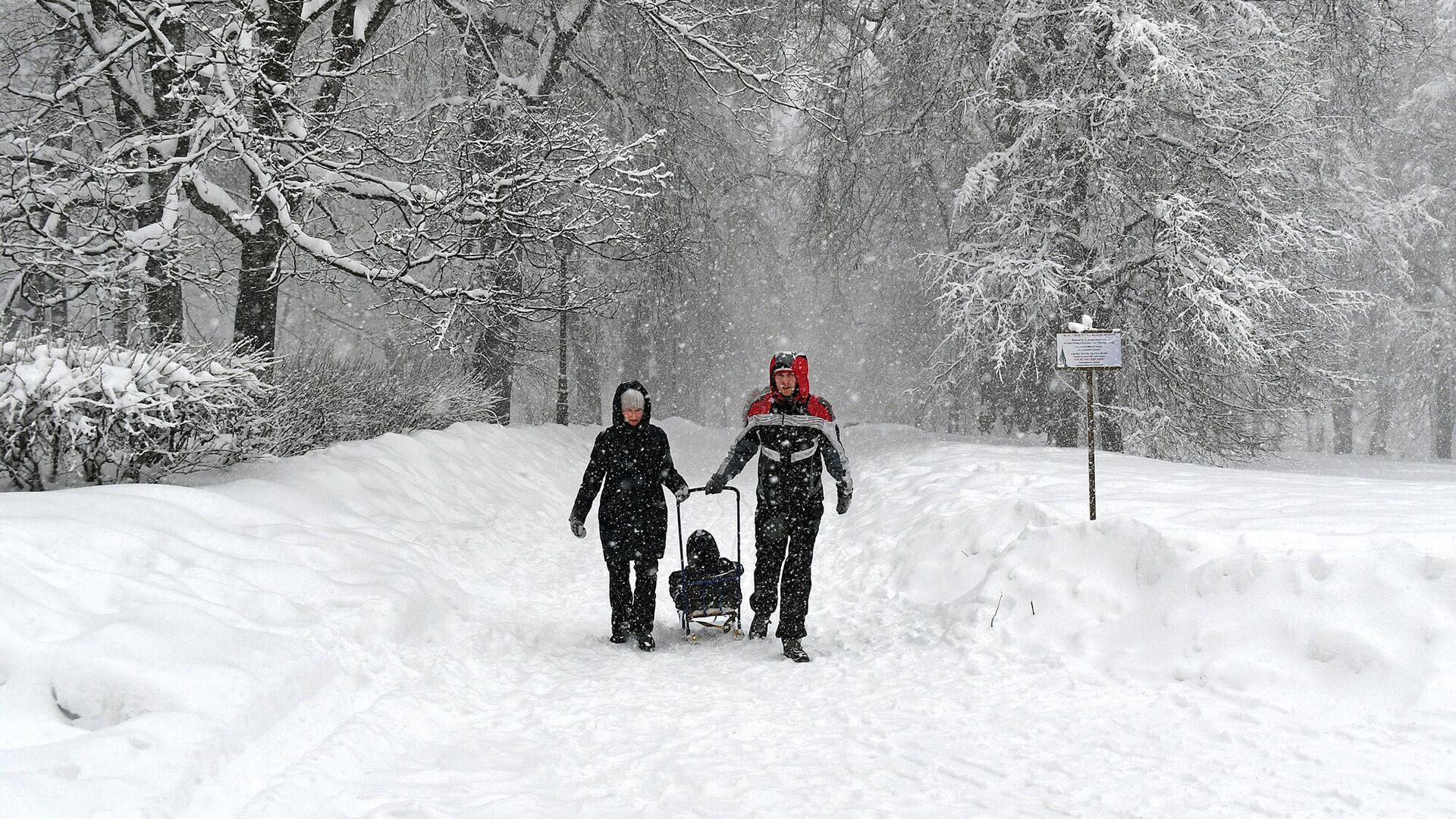 Новогоднее чудо: как подопечные фонда Дети наши провели праздники - РИА Новости, 1920, 03.02.2021