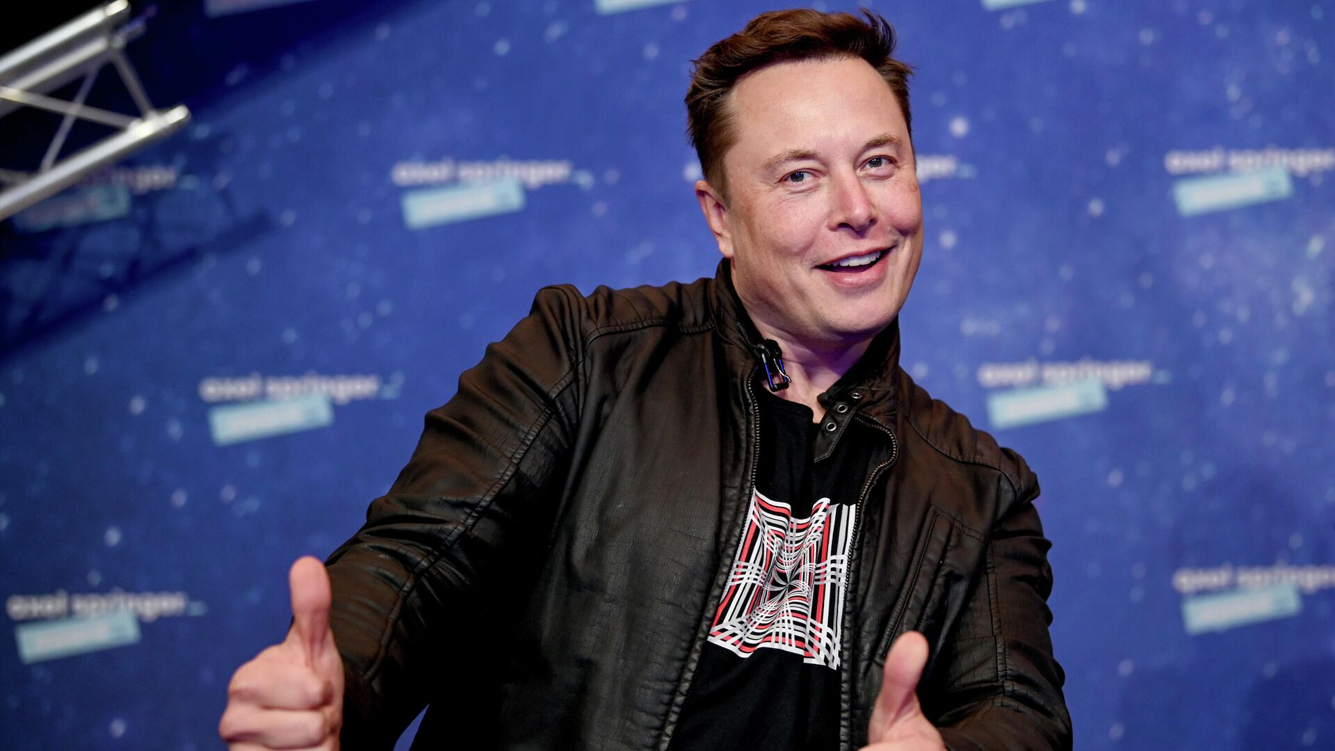Владелец SpaceX и генеральный директор Tesla Илон Маск - РИА Новости, 1920, 06.06.2021
