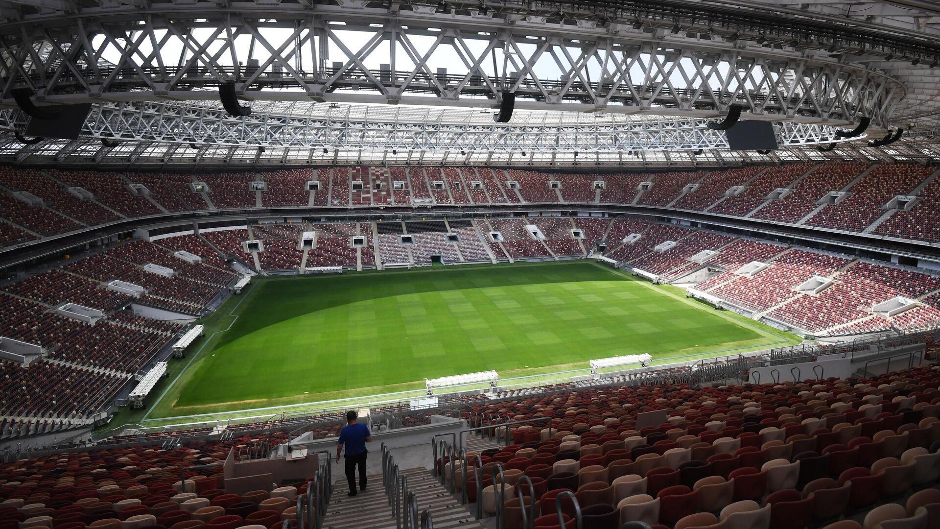 Стадион Лужники - РИА Новости, 1920, 19.09.2021