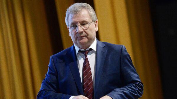 Руководитель Федеральной службы по интеллектуальной собственности Григорий Ивлиев
