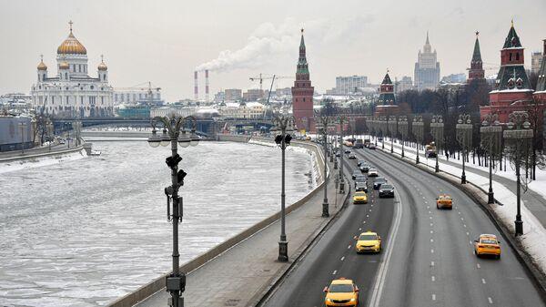 Храм Христа Спасителя и Архитектурный ансамбль Московского Кремля