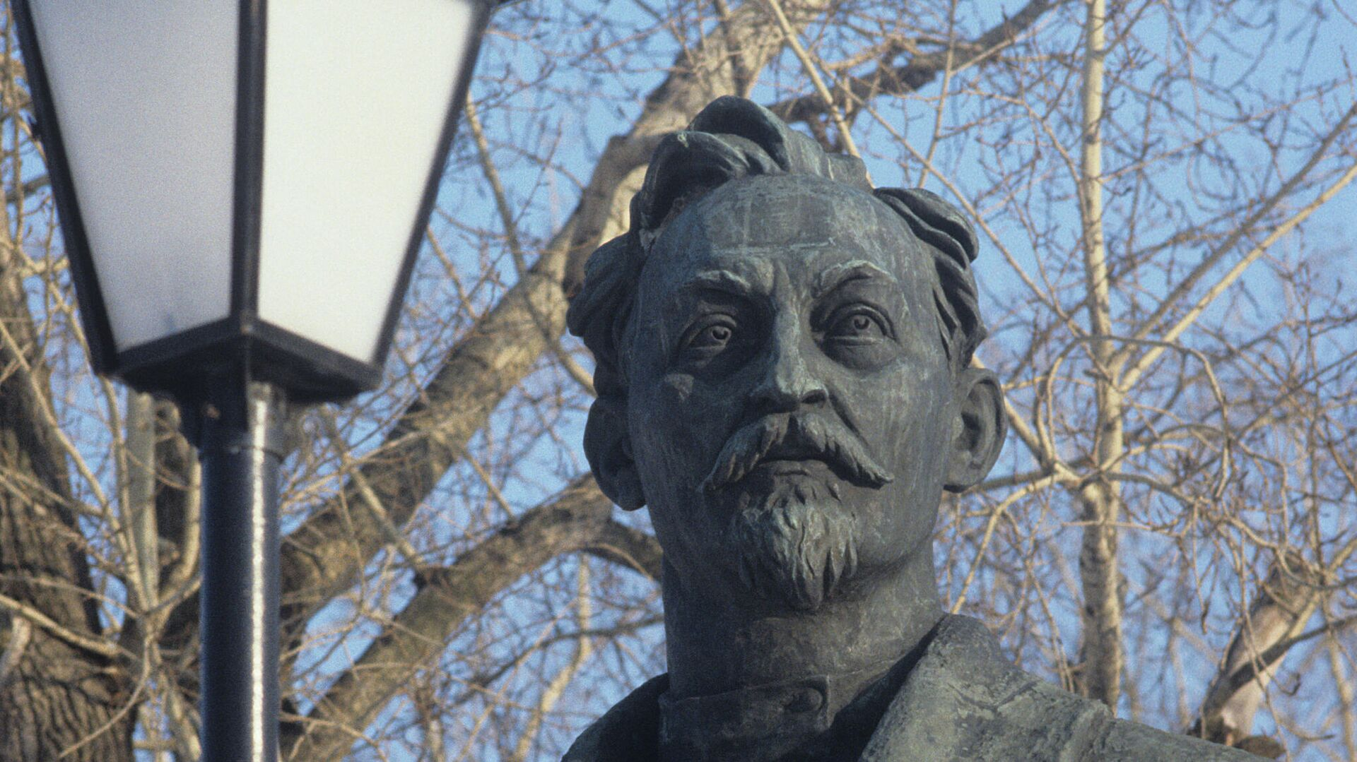 Памятник Феликсу Дзержинскому - РИА Новости, 1920, 09.02.2021