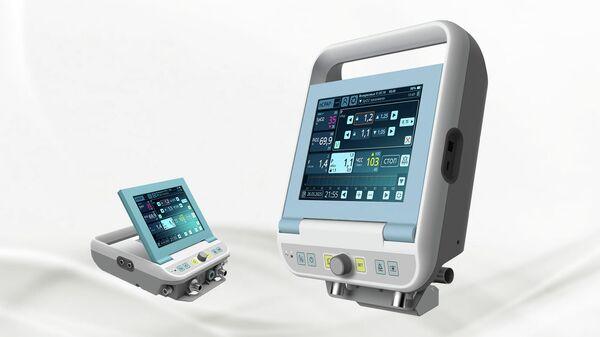 Аппарат ИВЛ с функцией томографии