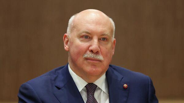 Посол России в Белоруссии Дмитрий Мезенцев