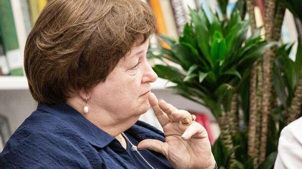 Директор Центра изучения образовательной политики МВШСЭН Елена Ленская