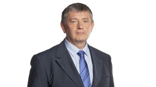 Ректор УрФУ Виктор Кокшаров