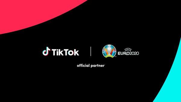 TikTok стал партнером ЕВРО-2020
