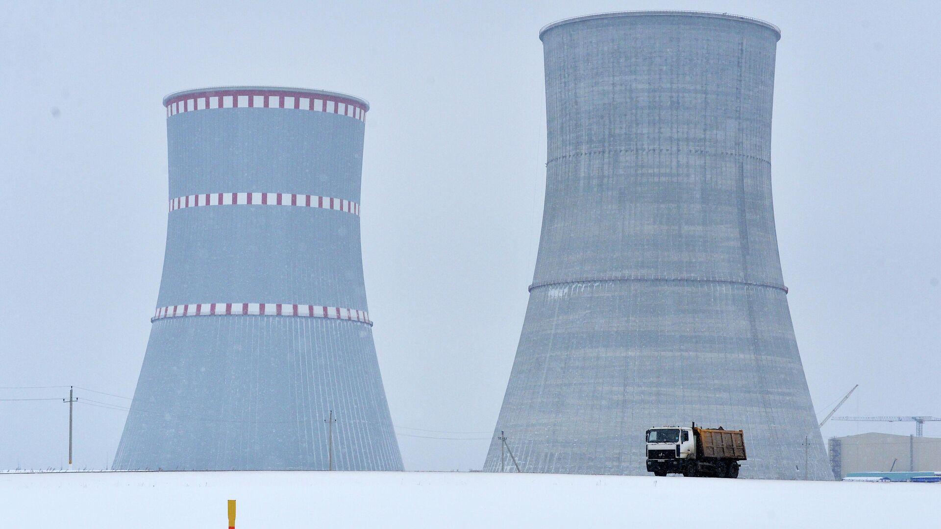 Белорусская АЭС - РИА Новости, 1920, 15.02.2021