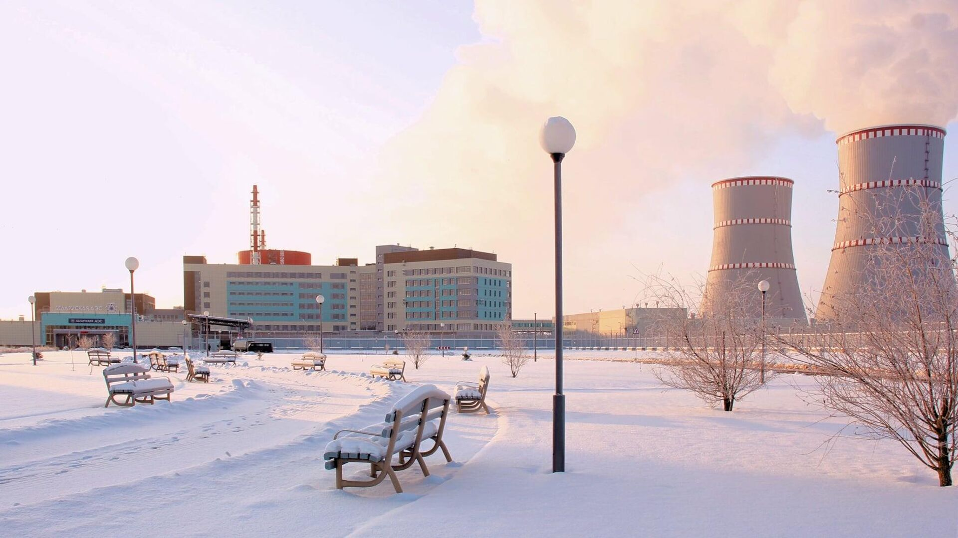Белорусская АЭС - РИА Новости, 1920, 11.02.2021