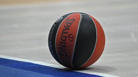 Баскетбол. Евролига. Матч ЦСКА — Барселона