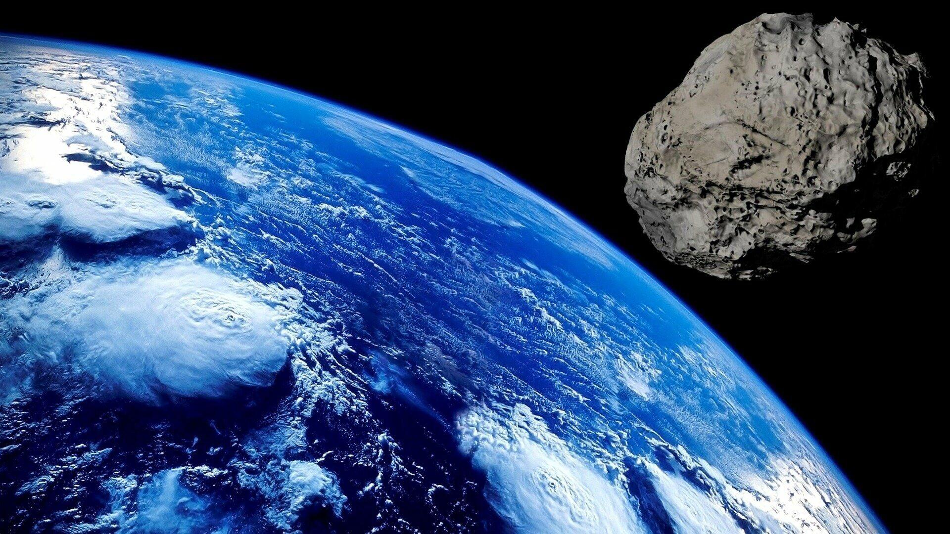 Метеорит приближается к планете Земля - РИА Новости, 1920, 12.03.2021