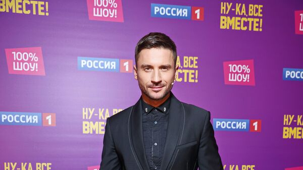 Сергей Лазарев на шоу Ну-ка, все вместе!