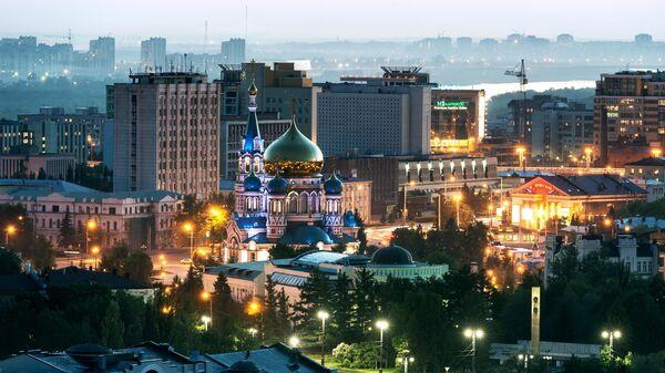 Свято-Успенский кафедральный собор в Омске