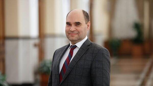 Первый замглавы департамента информационной безопасности ЦБ Артем Сычев