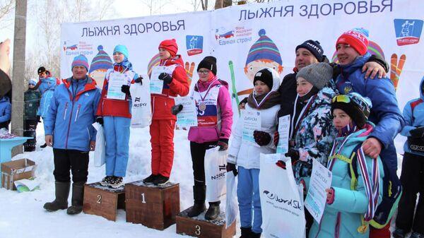 Всероссийская детская гонка Лыжня здоровья продлится до 14 апреля