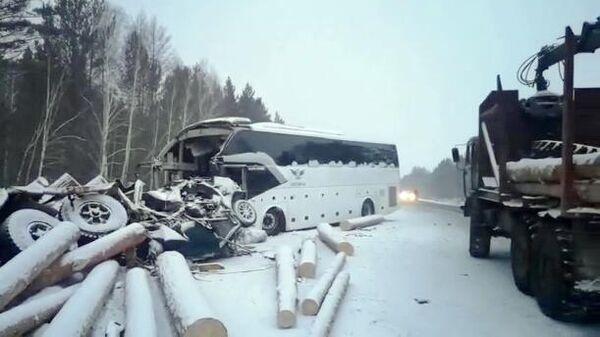 ДТП в Иркутской области