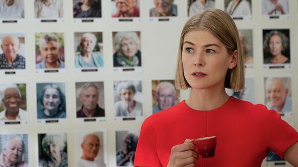 Кадр из фильма Аферистка