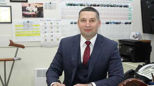 Гендиректор ВПК Александр Красовицкий
