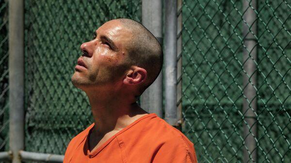 Кадр из фильма Мавританец